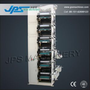 Automatic Flexographic Flexo Label Printing Machine (Printer Machine) pictures & photos