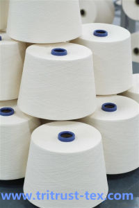100% Spun Polyester Sewing Yarn (42S/2) pictures & photos