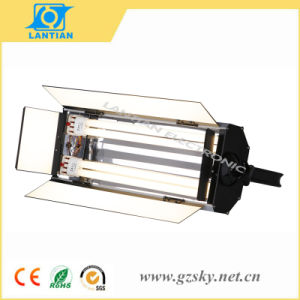 72W Dimmable Fluorescent Panel Stage Light pictures & photos