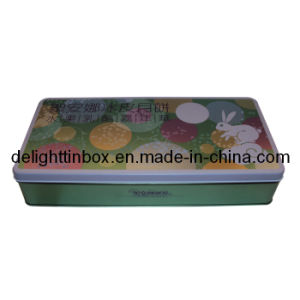 Rectangular Tin/Metal Can/Box for Food Packing (DL-RT-0255)