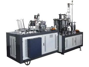 High Speed Double Wall Cup Machine