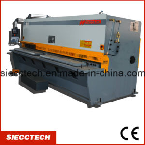 Sheet Metal Hydraulic Guillotine Shearing Machine pictures & photos