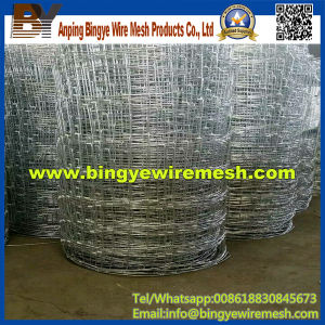 Hot Sale Galvanized Steel Wire Cattle Fence