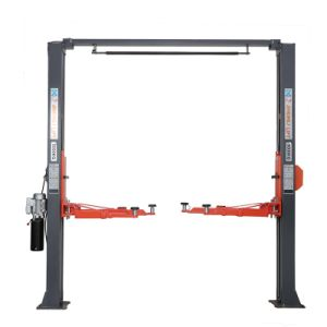 5000kg Capacity Two Post Design Two Post Car Lift