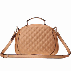 Quilted Leather Handbags For Young Lady S 2017 Spring Style Cute Design