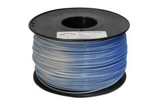 Color Changed ABS 3.0mm 3D Filament for 3D Printer
