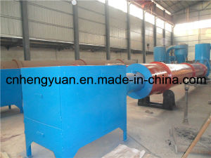 Large Capacity Biomass Wood Chips Sawdust Rotary Dryer
