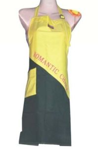 Pet Grooming Tool Apron Yellow and Black