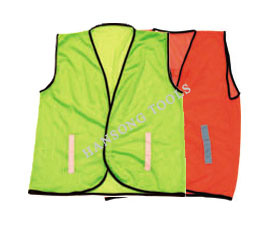 Warning Vest (SE-113) pictures & photos