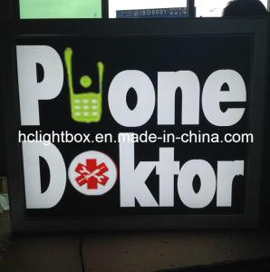 China Led Illuminated Storefront Signs Shop Name Board Designs