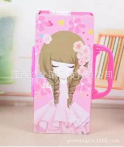 Greensource, Heat Transfer Film for Multifunctional Cartoon Stationery Box pictures & photos