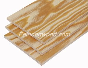 Embossed Larch Plywood for Furniture and Flooring