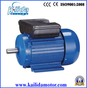Double Capacitor High Capacity Strong Starting Torque Single Electric Motor pictures & photos