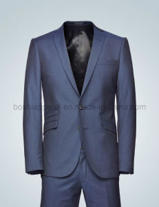 Great Workmanship Bespoke Suits for Man of Good Quality (MSU06) pictures & photos
