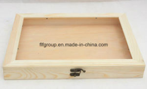 Popular Customized Solid Wood Jewelry Box pictures & photos