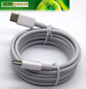 Type C to Type C Cable for MacBook L= 1800mm Large Current~3A pictures & photos