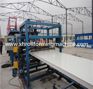 Fully Automatic EPS Sandwich Wall Panel Forming Machine (ESP Sandwich Panel Production Line)