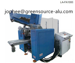 Fully Automatic Aluminum Foil Roll Cutting Machine pictures & photos