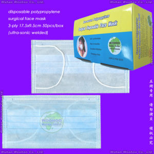 Disposable Surgical Face Mask pictures & photos