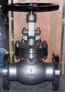 Ss304 ANSI Flanged Globe Valve pictures & photos