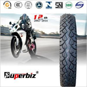 Hot Sale Motorcycle Tubeless Tire (110/90-16) pictures & photos