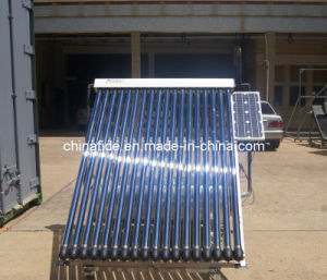 Heat Pipe Solar Collector with Aluminum Alloy Bracket