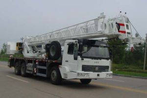 Hot Sale Mobile Truck Crane Qy35g of 35 Tons pictures & photos