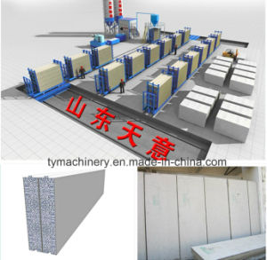 Light Composite Wall Panel Production Line pictures & photos