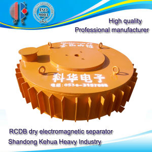 Rcdb Dry Electromagnetic Iron Separator for Powder and Granular Material