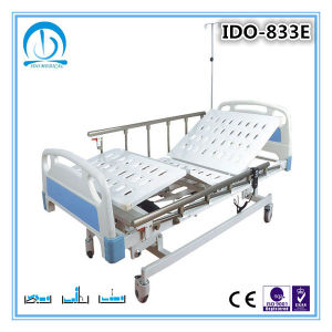 Three Functions Hospital Electric Medical Bed
