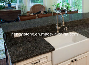 Blue Pearl Granite Pre Cut Granite Countertops Kitchen Top (CT28)