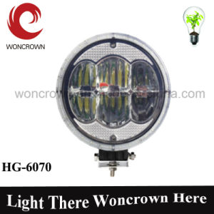 60W 7 Inch Easy Install LED Auto Work Light pictures & photos
