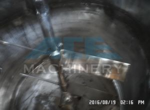 100L 200L 300L 400L 500L Milk Cooling Tank Dairy Cooler Factory (ACE-ZNLG-Y6) pictures & photos