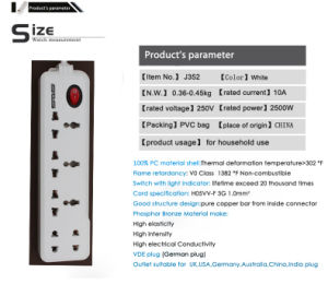 Universal Power Socket, Socket pictures & photos