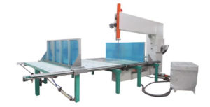 Full-Automatic Vertical Foam Cutting Equipment (XLQ-4LB) pictures & photos