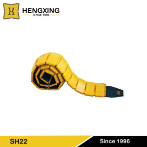 Hx-Sh22 Plastic+Rubber Speed Cushions/Plastic Speed Hump/Portable Speed Hump/Plastic Hump/Road Hump