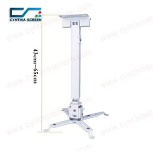 Universal Low Profile Ceiling Projector Mount WHITE Ce Accessory