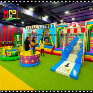 China Indoor Playground Set Kids Soft Play Naughty Castle Play Zone ...
