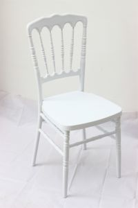 Cheap Ghost Clear Transparent Acrylic Napoleon Chair For Wedding