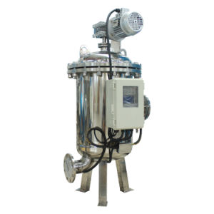 Automatic Draining industrial Water Filtration with Differential Pressure Control (YLXS) pictures & photos