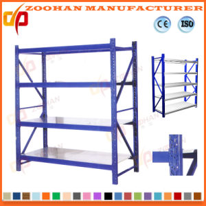 Metal Light Duty Home Office Storage Rack Warehouse Rack (Zhr148) pictures & photos