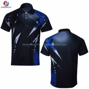e1a475817b1 China Customized Sublimated Design Mens Sport Dri Fit Golf Polo ...