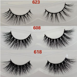 7a97347dcd7 China 3D Hot Sale Wholesale Beautiful Long Thick Lashes Crisscross ...