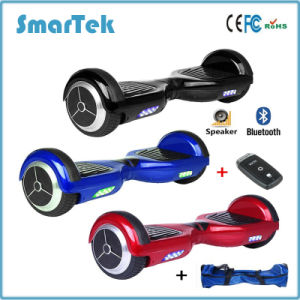 Smartek Smart 6.5 Inch 2 Two Wheels Electric Scooter E-Scooter Hover Board Electric Scooter with UL Certificate for Factory Direct S-010b pictures & photos