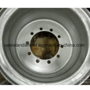 Steel OTR Wheel Rim (23-18.00) for Heavy Duty Truck pictures & photos