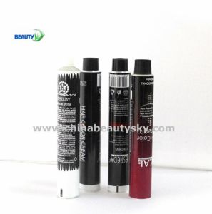 Aluminum Tube for Hair Color Cream Packing 32*175mm 100ml pictures & photos