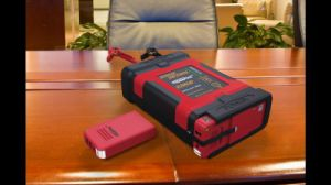 Ultra Capacitor Jump Starter with Lithuiam Battery pictures & photos