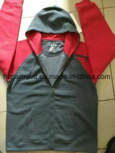 Stock Garments, Cheaper Hoodie for Man, Man′s Sports Wear
