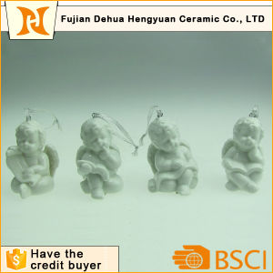 Ceramic Reading Angel Figurines for Decoration pictures & photos