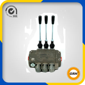 1 Spool Hydraulic Directional Control Valve Manual Monoblock for Small Excavator pictures & photos
